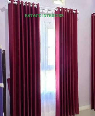 ESTACE CURTAINS AND SHEERS image 1