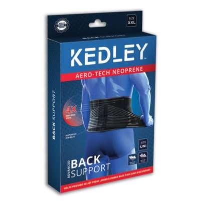 Kedley Aero-Tech Advanced Back Support Universal image 1