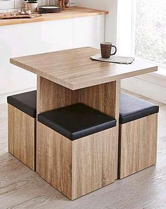 5 pc dining set image 1