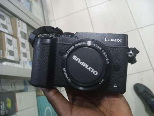 Panasonic Lumix gx8 pro camera image 2