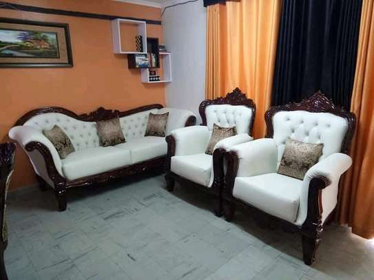 5 seaters antique chairs image 1