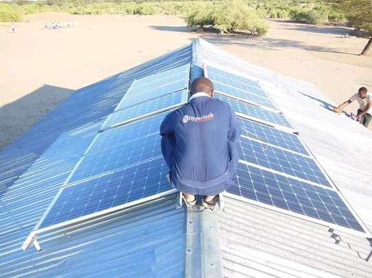 solar panels image 1