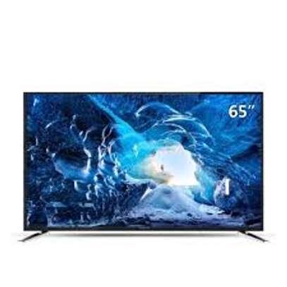 Skyworth Android 65 inches Smart Frameless UHD-4K Digital TVs image 1