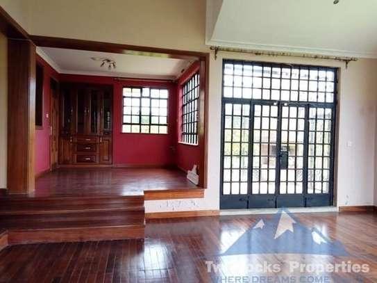 5 bedroom house for rent in Karen image 6