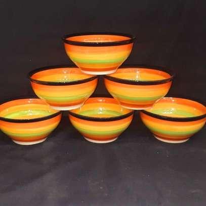 Ceramic bowls image 1