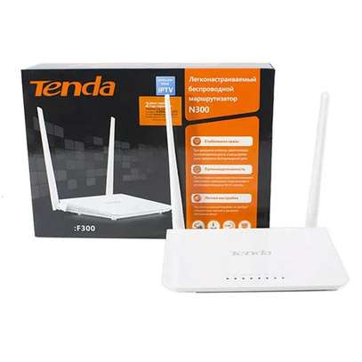 Tenda Routers 300mbps 4in1 image 1