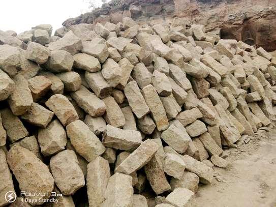 Hand cut stones, Hardcores, Mchongo and Murram image 2