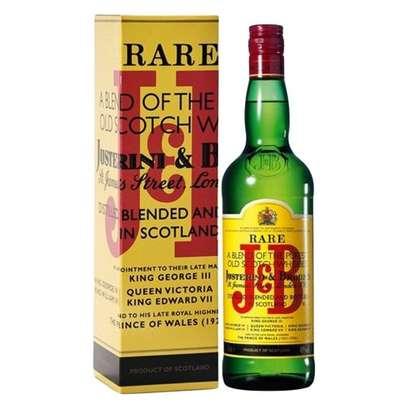J & B Rare Blended Scotch Whisky - 750ml image 1