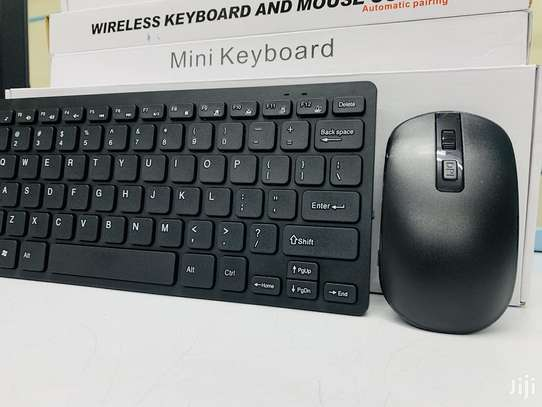 Brand New Wireless Keyboard And Mouse image 1