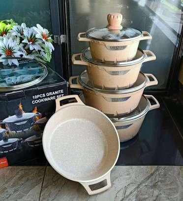 *High quality granite cookware set* image 1