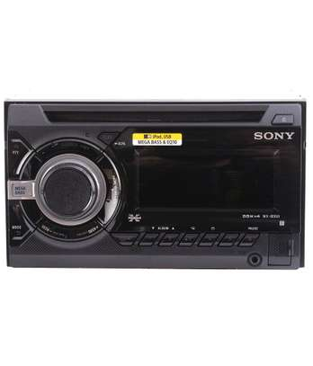 Sony Car Audio Player Slot-In CD/MP3/WMA/Tuner Bluetooth with Iphone Input WX-900BT image 1