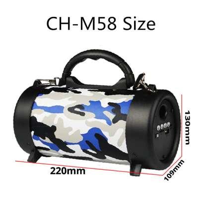Bluetooth Speaker Outdoor With Shoulder Belt image 2