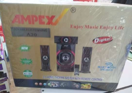 Ampex A20  3.1 woofer 12000watts image 1