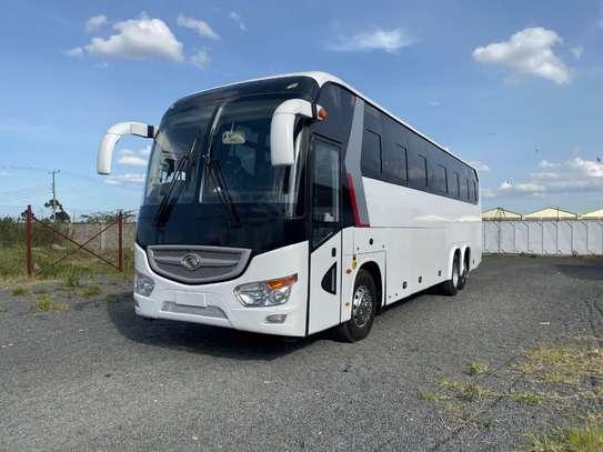 King Long Coach Bus image 1