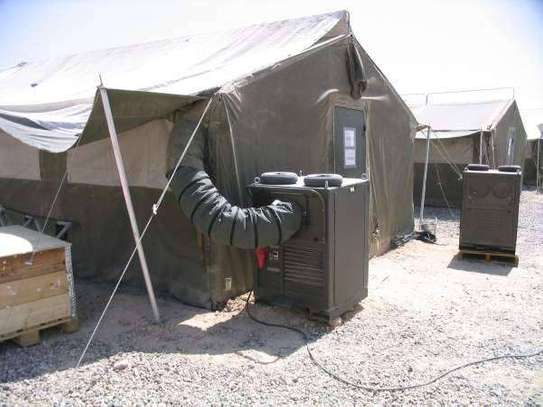 British Army Mobile Air Conditioner image 1