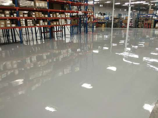 Fossilcote Flooring for Commercial Facilities image 2