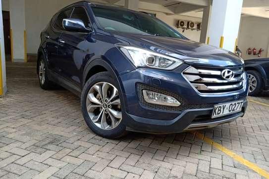 Hyundai Santa Fe 2.4 4WD image 13