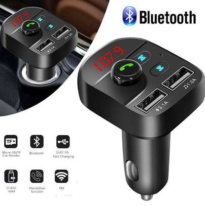 Car charger FM modulator image 1