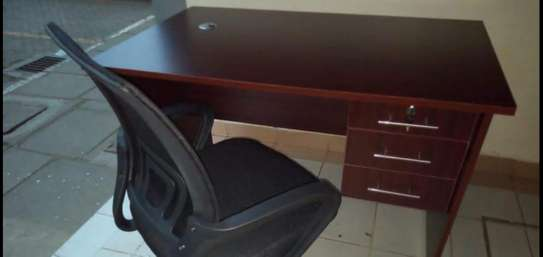 1.2 Metre Desk plus a chair