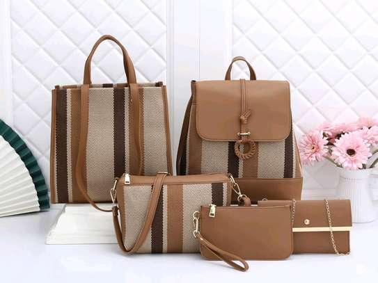 5 in 1 fancy handbag image 1