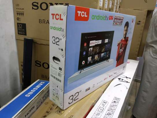 TCL Android Smart 32 Inch TV Latest 2019 Model Brand New