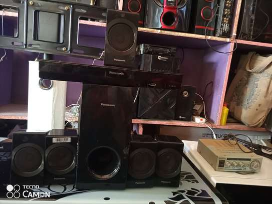 Panasonic home theater system image 4