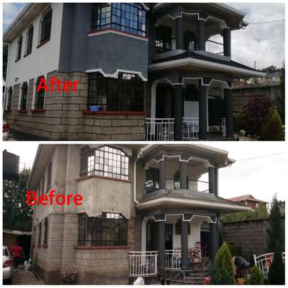 Home & Office Spray Painting Services image 1
