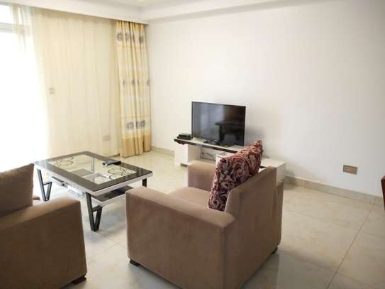 Furnished 1 bedroom apartment for rent in Kileleshwa image 2