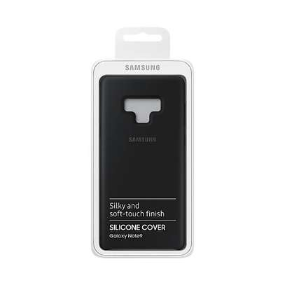 New Samsung Note 9 (6GB + 128GB) Free Silicon cover image 3
