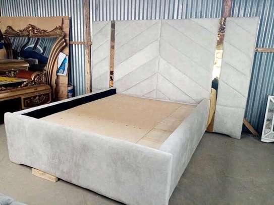 Executive beds/6*6 kingsize beds for sale in Nairobi Kenya/best bed manufacturers in Nairobi Kenya/bedroom furniture stores in Nairobi Kenya/fabric beds/modern beds image 1