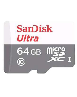 64GB SanDisk SD card
