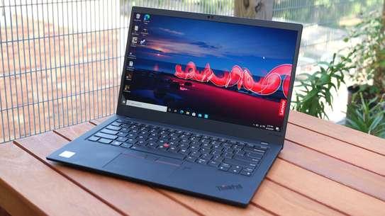 Lenovo ThinkPad X1 Carbon 14″ FHD Ultrabook Intel Core I5-10210U Quad-Core Processor, 512 GB PCIe SSD, 16GB RAM, And Windows 10 (Brand New) image 2