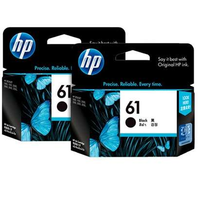 HP 61 Black Original Ink Cartridge image 1