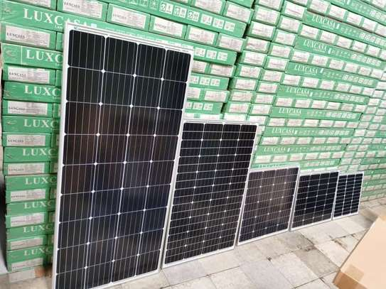 200 watts luxcasa solar panel image 1