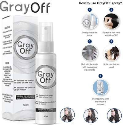 The natural way to restore your beautiful original hair color