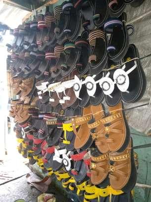 Women maasai sandals image 2