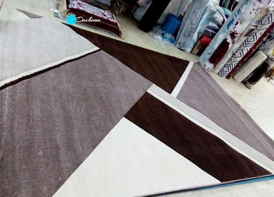 5*8 fluffy soft carpets image 1