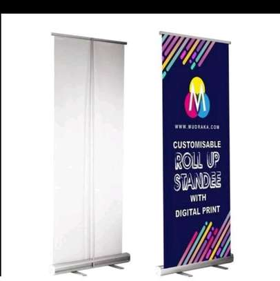 Strong roll up banner printing image 1