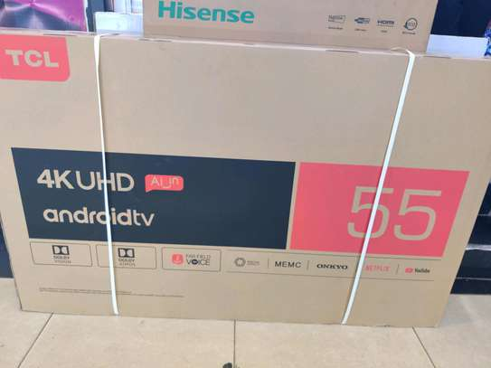 Tcl 55 inch C8- Series image 2