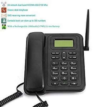 TOPSONIC OFFICE TELEPHONES image 1