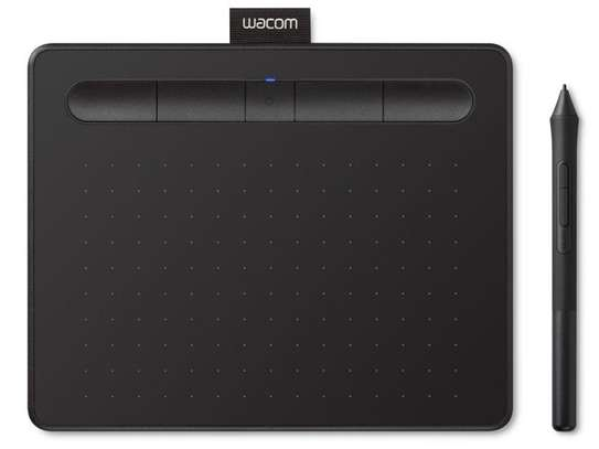 Wacom Intuos CTL-4100WLK-N Small Graphics Tablet image 1