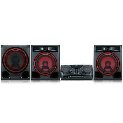 LG CK57 XBOOM 1100W Hi-Fi Entertainment System With Karaoke Creator image 1