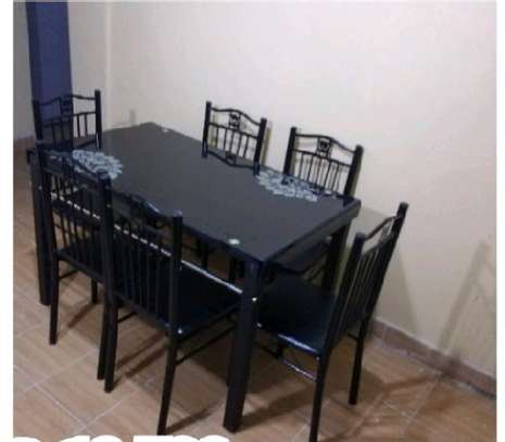 Dining table and chairs perfect for birthday gifts image 1