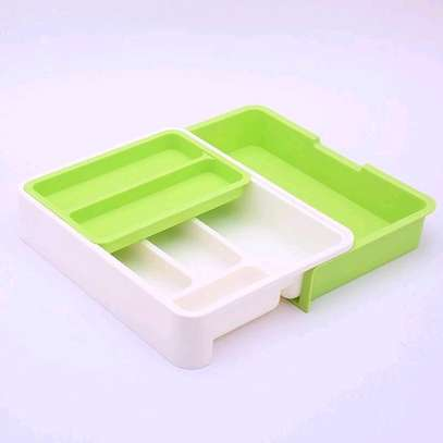 Expandable Cutlery tray image 4