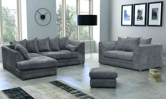 Luxury combination of L-shape and sofa image 1