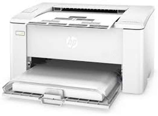 HP HP LaserJet Pro M102a Printer image 1