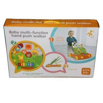 Babynkids Piano Activity Baby Walker image 3