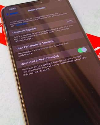 Iphone xs *256GB* *GOLD* image 2