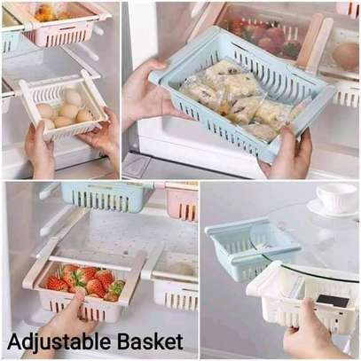 Adjustable fridge Organizer image 3
