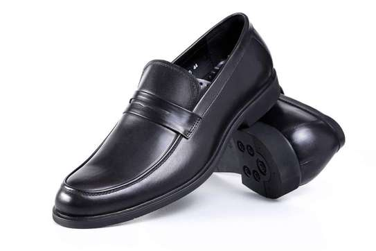 Men's Official Leather Shoes with rubber sole